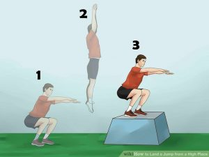 Proper Jumping Mechanics
