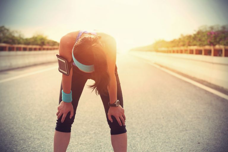 Exercise-Related Heat Exhaustion